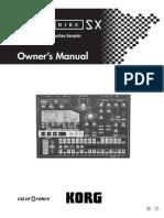 ESX1 Manual