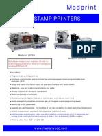 Hotstamp Foil Printing