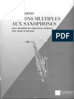 Kientzy Multiphonics -In French
