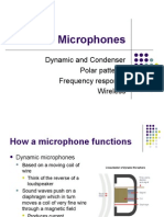 7 - Microphones