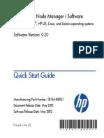 Doc NNM i 9.20 Quick Start Guide TB765-88021