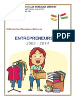 Entrepreneurship library guide