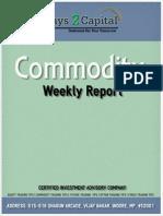Commodity Report Ways2Capital 23 Feb 2015