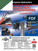 Kuriyama Hydraulic Hose Fittings Brochure
