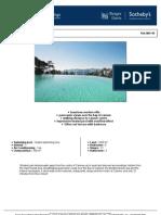 Modern luxury villa, within walking distance of La Croisette, Cannes