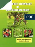 Post Harvest Technology