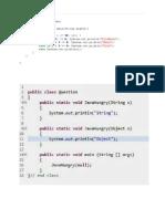 Java Sample