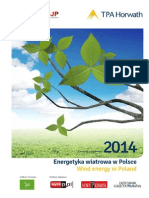 Wind energy in Poland, 2014