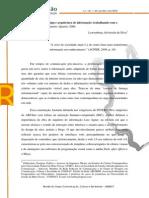 AGNER, Luiz. Ergodesign e arquitetura de informação