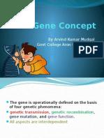 Gene Concept