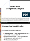 Competitors Analysis- Economics