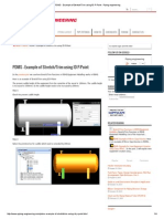 PDMS - Example of Stretch_Trim Using ID P-Point - Piping Engineering