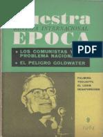 Revista Internacional - Nuestra Epoca N°9 - septiembre 1964