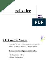 6.Control Valve