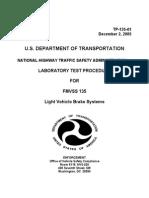 FMVSS 135T-FRENOS