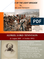 The Charge of the Light Brigade by Alfred, Lord Tennyson PDF