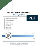 TLE Strategic Plan June 2005 - 2008