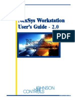 Nexsys Workstation User Guide