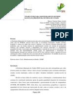 USO DE SOFTWARE LIVRE PARA MONITORAMENTO DE REDE METROPOLITANA DA PREFEITURA MUNICIPAL DE CUIABÁ