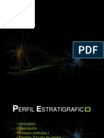 PERFIL ESTRATIGRAFICO 01