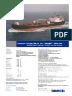 Double Hull Oil Tanker 4500 Border Tartan