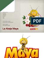 La Abeja Maya con dibujos