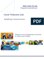 Bsnl Epabx Programming Manual (Mcc 32 Manual)