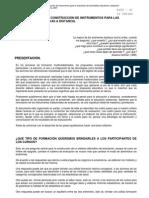 41 - Milagros Rafaghelli Propuesta Para La Consturccion de Instrumentos - 10 Copias