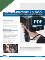 Ultrasonic Air Leak Systems UA Ultraprobe 15000 Brochure