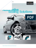 Automotive Sealing Solution