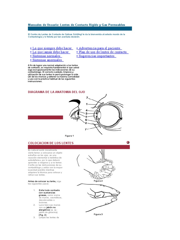 Manuales de Usuario LC RGP