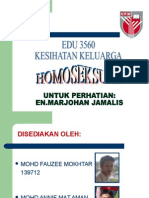 Presentation HOMOSEKS