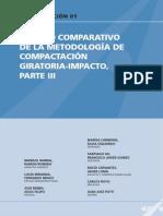 Estudio Comparativo Metodologia Giratoria III