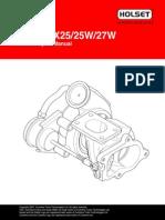 Manual HX27