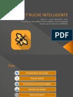 Soutenance Projet EI5 - Ruche intelligente