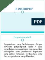 2. Statistik Diskriptif