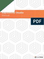 RapidMiner User Manual