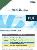 2 Gul Per Zte Fdd Ran Roadmap v1.02 2014q1