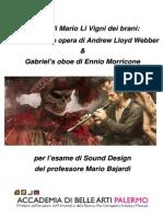 Analisi Sound Design