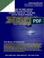 Brosur IT Brain Indonesia