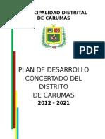 Carumas PDC 2012-2021 Final