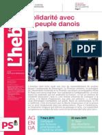 L'Hebdo des socialistes n°766