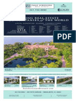 DSRE Brevard Homes for Sale