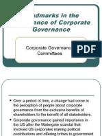 3. 25 Landmarks in Corporate Governance