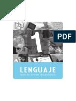 Lengua 1b Portafolio Marzo