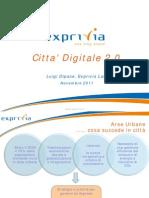 Città+digitale+2.0+(Exprivia+Lab)