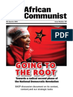African Comunitsts Issue187