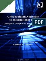 A Foucauldian Approach to International Law (2007) [Blackatk]