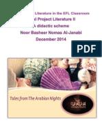Multicultural Literature in the EFL Classroom_ Noor Al-Janabi