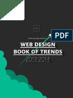 Web Design Book of Trends 2013-2014